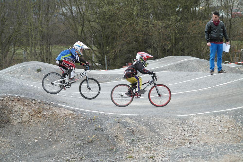 Der Auftakt zur BMX Saison 2015 ging für die BMX Sportler sehr erfolgreich über die Bühne.