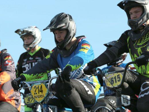 Die BMX Saison der Sportler des MAC Königsbrunn e.V. im ADAC ist voll im Gange!