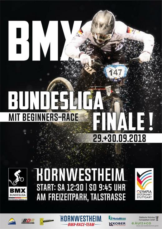 BMX Bundesliga Finale in Kornwestheim