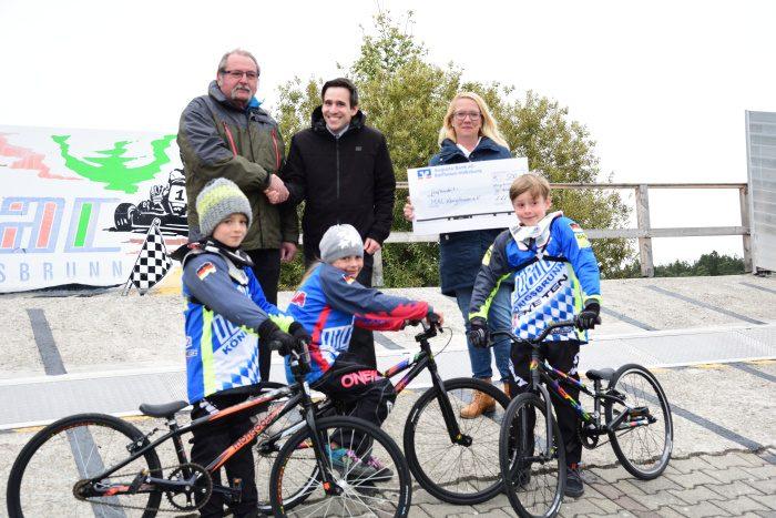Neue BMX-Räder für den MAC Königsbrunn