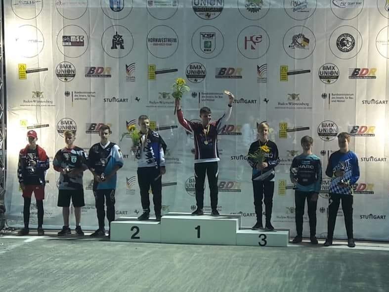 MAC BMX Sportler sind weiter auf Erfolgskurs